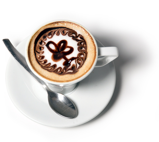 cappuccini decorati